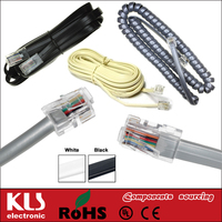 Good quality jelly filled telephone cables UL CE ROHS 080 KLS