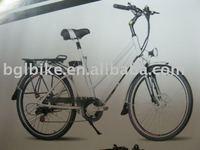 "BGL ECB04 26"" aluminum electric bike atlas bicycle"