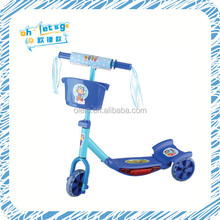 Factory cheap price vespa electric scooter children footed scooter for sale