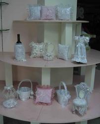 Wood Jewel Box And Cabinet
