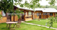 2015 New Design 50 M2 Wooden Chalet for Sale