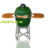 China ceramic cook time kamado chicken legs /barbecue black bbq wholesales