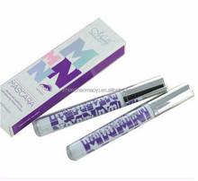 New 2015 Volume M.n Brand Mascara Makeup Silicone Brush curving lengthening colossal mascara Waterproof