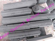 high burning rate and somkeless sawdust briquette charcoal
