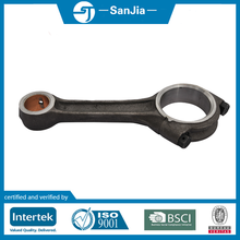 Custom forged steel engine piston connecting rods