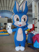 CILE 2015 giant inflatable cartoon,cheap giant inflatable rabbit