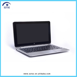 2015 OEM Keyboard Detachable Intel Quad Core 1.8gh tablet convertible laptop 2 in 1 laptop tablet