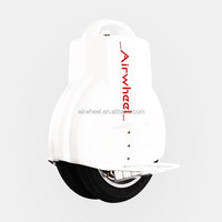 Airwheel brand CE ROHS MSDS UN38.3 certificated Q3 340wh 2 person electric scooter