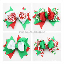 JPHAIR1504222 Hot sale christmas gift bow headband baby accessories 2015