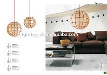 Lámparas colgante de madera decorativa LBMP-WX