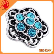 Hot Selling Bracelet Detachable Snap Jewelry,Fashion 2015 Bracelet Detachable Snap Charm For Handmade Bracelet