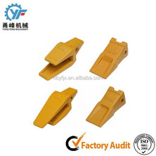 Excavator buckets teeth and adapter loader adapter parts