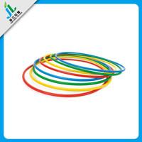 china manufacturer custom PE professional hula hoop