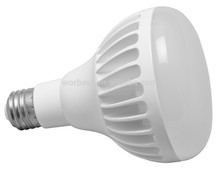 Dimmable BR30 15W Flood LED Light Bulb -65W Halogen Equivalent, Warm White (2700K), Indoor Use Applicable