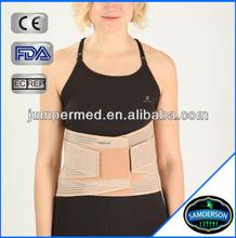 LU-7001 Deluxe Lumbar Back Support/waist support belt/abdominal binder