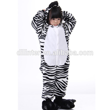 caliente 2014 cebra moda pijama disfraces para los niños