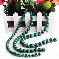 Malachite rough 4-10mm beads jewelry malachite stones for sale