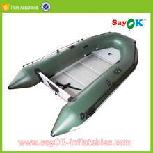 raft avon inflatable boat used inflatable pontoon boat