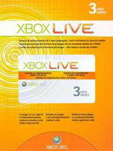 XBOX LIVE GOLD 3 MONTH SUBSCRIPTIONS - WORLDWIDE VALID