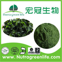 Raw material food additive organic Spirulina sell from factory