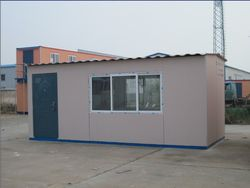 top quality mobile luxury villa design site office container