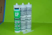 China rtv acetic silicone sealant for general purpose