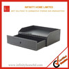 Sturdy design elegant decorative storage boxes with memo pad holder