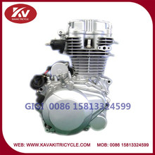 Hot selling high quality powerful air-cooled zongshen 250cc engine