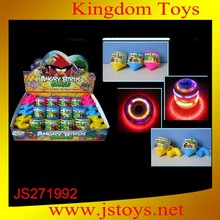 2015 hot item light up spinning top from china