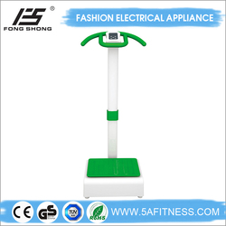 2015china fair of exercise equipment full body vibration machine weight loss with CE ROHSand GS