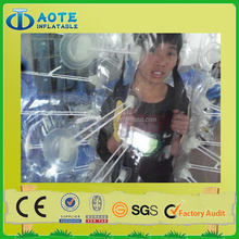 High quality branded cheap body inflatable zorb ball