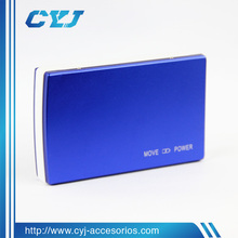 2014 New design for iphone5s universal portable power bank, mobile power bank 5000mah