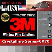 "36"" x 78"" CR70 Crystalline 70% VLT Housing Automotive Car Truck Roll 3M Window Tint Film"