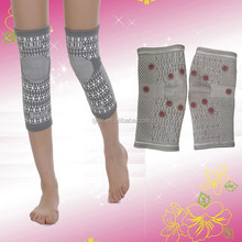 Hot sale fashion ladies cotton knee warmer KTK-S001K