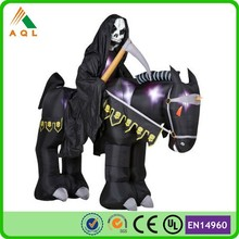 china inflatables customs cheap inflatable halloween ghost hot sale