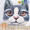 wholesale cats and dogs head digital cushion cover