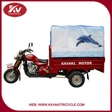 2015 200cc Gasoline Drive Fast Speed Fashion Design High Quality Motorcycle Three Wheel For Cargo and Passenger Cheap For Sale