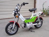 NEW EEC mini moto 49cc mini motorcycle gas or electric