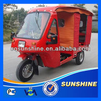 Nice Looking Distinctive 2013 new cargo motor tricycle