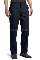 2015 big size hot sale Men's Young Adult Sized Flat Front brightly tight colored Pants