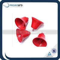 Custom Made Red Small Chiming Musical Christmas Bells