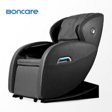 Mini modelo de lujo inteligente automático y manual de control cure efecto silla de masaje