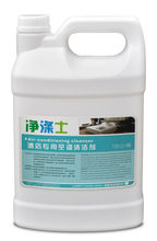 Cleaning Air Conditioner Coils Cleanser reducing the accumulation of dust