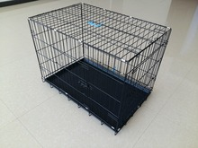 Wholesale Stainless Steel large Dog Cage