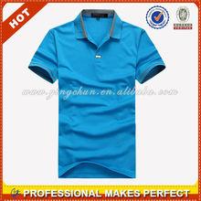 Wholesale men's polo shirts costume t shirts