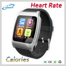 Health wristband heart rate monitor for ios and for android phone