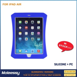 New pocket leather book cases for ipad air