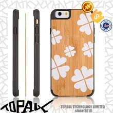 Nature pure wooden phone case for iphone 6