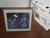 17 inch digital advertisement video display media player led frame sd usb port
