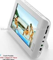 DVB-T LCD Pocket water resistant tv